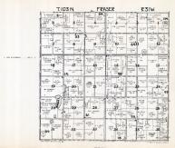Fraser Township, Martin County 1940c