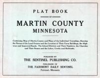 Title Page, Martin County 1940c