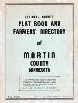 Title Page, Martin County 1950c