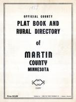 Title Page, Martin County 1957
