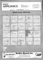Index Map, Martin County 1992
