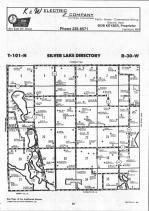 Map Image 007, Martin County 1992