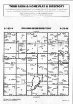 Map Image 014, Martin County 1992