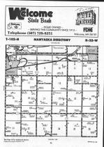 Map Image 026, Martin County 1992