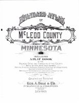 Title Page, McLeod County 1898
