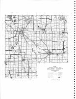 County Map, McLeod County 1979