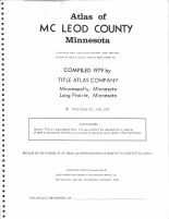 Title Page, McLeod County 1979