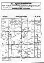 Map Image 009, McLeod County 1992 Published by Farm and Home Publishers, LTD