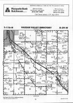 Map Image 022, McLeod County 1992 Published by Farm and Home Publishers, LTD