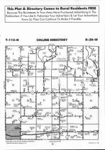 Map Image 023, McLeod County 1992 Published by Farm and Home Publishers, LTD