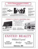 Sumter Mutual Insurance, Gerry's Vision Shoppes, Exsted Realty, McLeod County 2003