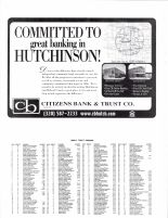 Hutchinson Township Owners Directory, Ad - Citizens Bank and Trust Co., McLeod County 2003