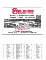 Winsted Township Owners Directory, Ad - Millerbernd Manufacturing Company, McLeod County 2003