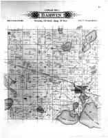 Darwin Township, Mud Lake, Meeker County 1897