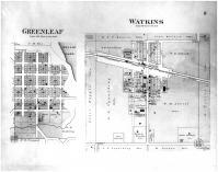 Greenleaf, Watkins, Meeker County 1897