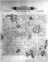 Greenleaf Township, Strout PO, Star Lake, Meeker County 1897