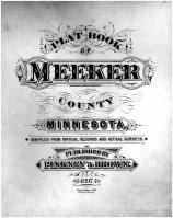 Title Page, Meeker County 1897