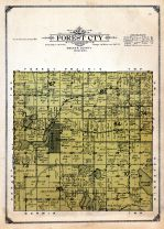 Forest City Township, Meeker County 1913