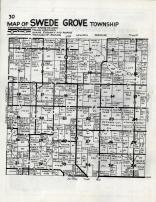 Swede Grove Township, Meeker County 1952c Original
