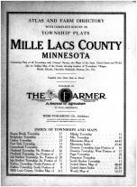 Title Page, Mille Lacs County 1914 Microfilm