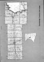 Index Map, Mille Lacs County 1992