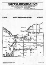 Map Image 001, Mille Lacs County 1992