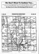Map Image 003, Mille Lacs County 1992