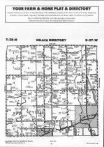 Map Image 018, Mille Lacs County 1992