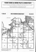 Map Image 034, Mille Lacs County 1992