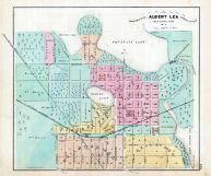 Freeborn County - Albert Lea, Minnesota State Atlas 1874