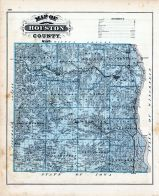 Houston County, Minnesota State Atlas 1874