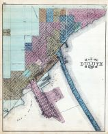 St. Louis County - Duluth, Minnesota State Atlas 1874