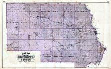 Stearns County, Minnesota State Atlas 1874