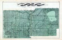 Todd, Morrison, Crow Wing and Parts of Mille Lacs, Aitdin and Cass Counties, Minnesota State Atlas 1874