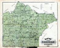Wright County, Minnesota State Atlas 1874