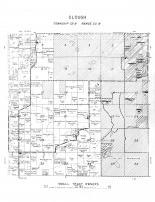 Clough Township - West, Camp Ripley Military Reservation, Morrison County 1958