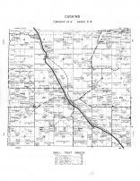 Cushing Township, Morrison County 1958