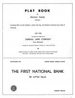 Title Page, Morrison County 1958
