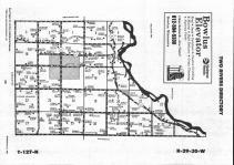 Map Image 001, Morrison County 1992