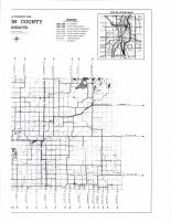 Morrison County Highway Map - East, Morrison County 1996