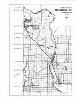Morrison County Highway Map - West, Morrison County 1996