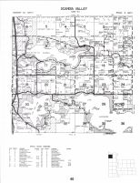 Scandia Valley Township, Fish Trap Lake, Shaminiau Lake, Morrison County 1996