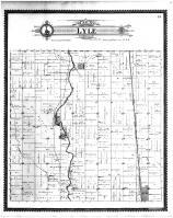 Lyle Township, Red Cedar River, Mower County 1896
