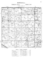 Marshall Township, Mower County 1956