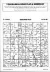 Map Image 006, Mower County 1993 Published by Farm and Home Publishers, LTD
