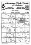 Map Image 011, Mower County 1993 Published by Farm and Home Publishers, LTD