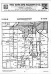 Map Image 015, Mower County 1993 Published by Farm and Home Publishers, LTD