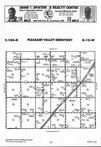 Map Image 018, Mower County 1993 Published by Farm and Home Publishers, LTD