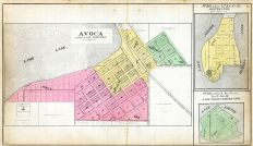 Avoca, Shetek, Lake Sarah, Murray County 1908