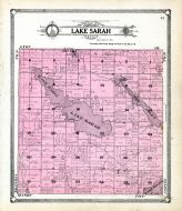 Lake Sarah Township, Murray County 1908